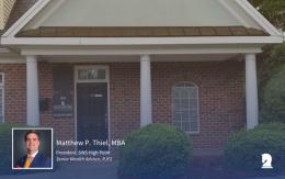 Matt Thiel joins Signature Wealth Group High Point